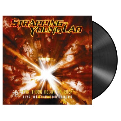 STRAPPING YOUNG LAD - 'For Those About To Rock - Live' 2xLP (Vinyl)