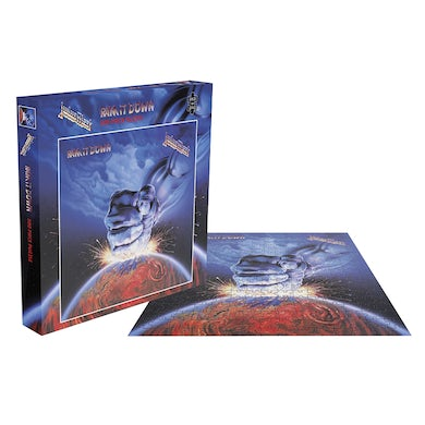 JUDAS PRIEST - 'Ram It Down' Puzzle