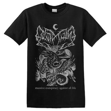 LEVIATHAN - 'Conspiracy Seraph' T-Shirt