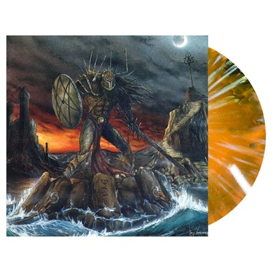 ABSU - 'The Sun Of Tiphareth' Green/Orange LP (Vinyl)