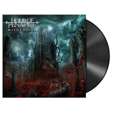 HOUR OF PENANCE - 'Misotheism' LP (Vinyl)
