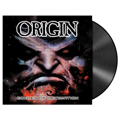 'Echoes Of Decimation' LP (Vinyl)