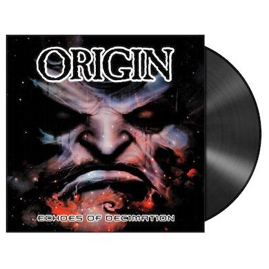 ORIGIN - 'Echoes Of Decimation' LP (Vinyl)
