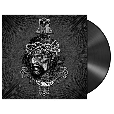 'God Is War' Black LP (Vinyl)