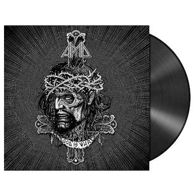 'God Is War' Black LP (Vinyl)