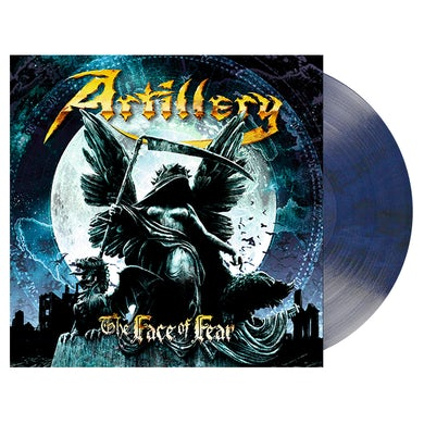 'The Face Of Fear' LP (Vinyl)