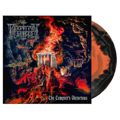 'The Tempter's Victorious' LP (Vinyl)
