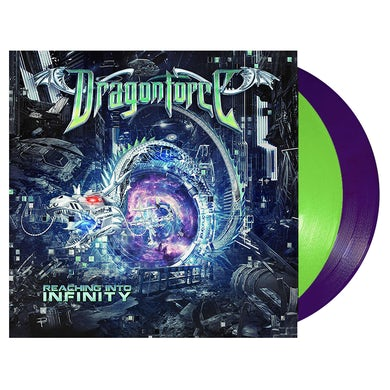 'Reaching Into Infinity' 2xLP (Vinyl)