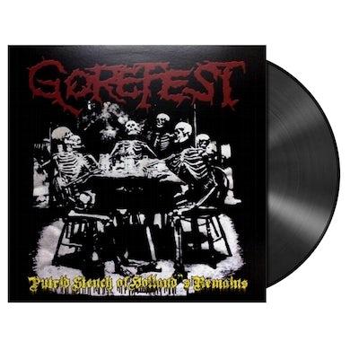 GOREFEST - 'Putrid Stench Of Holland's Remains' 2xLP (Vinyl)