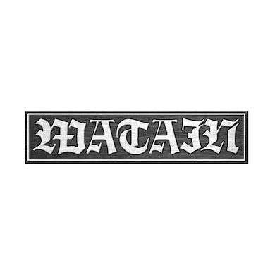 WATAIN - 'Logo' Metal Pin