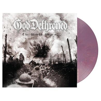 'The World Ablaze' LP (Vinyl)