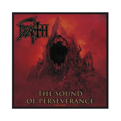 DEATH - 'The Sound Of Perseverance' Patch