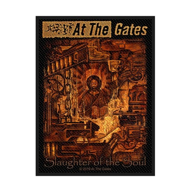 AT THE GATES - 'Slaughter Of The Soul' Patch