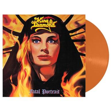 KING DIAMOND - 'Fatal Portrait' Tangerine LP (Vinyl)