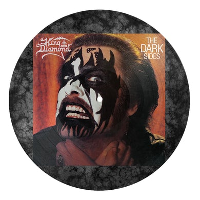 KING DIAMOND - 'The Dark Sides' LP (Vinyl)