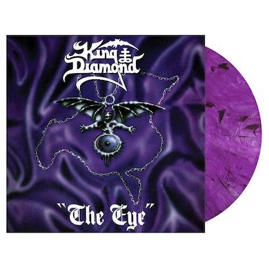 KING DIAMOND - 'The Eye' Purple & Black LP (Vinyl)