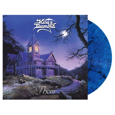 'Them' Black & Blue LP (Vinyl)
