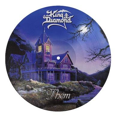 KING DIAMOND - 'Them' LP (Vinyl)