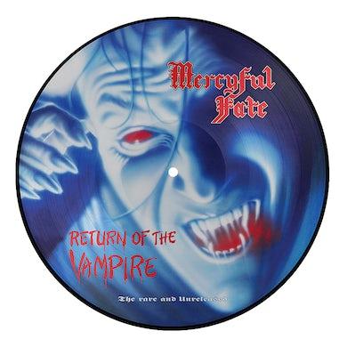 MERCYFUL FATE - 'Return Of The Vampire' LP (Pic Disc) (Vinyl)