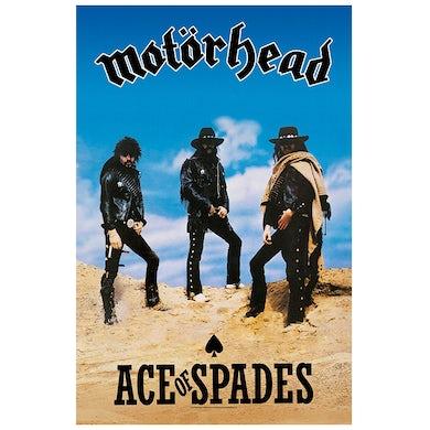 Motorhead MOTÖRHEAD - 'Ace Of Spades' Flag