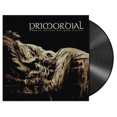 PRIMORDIAL - 'Where Greater Men Have Fallen' 2xLP (Vinyl)