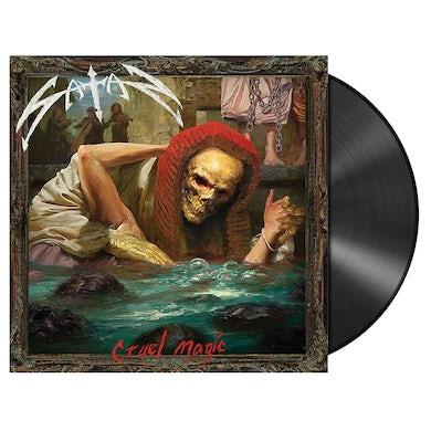 SATAN - 'Cruel Magic' LP (Vinyl)