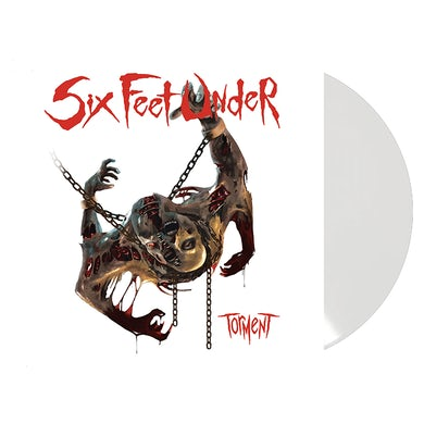 SIX FEET UNDER - 'Torment' LP (Vinyl)