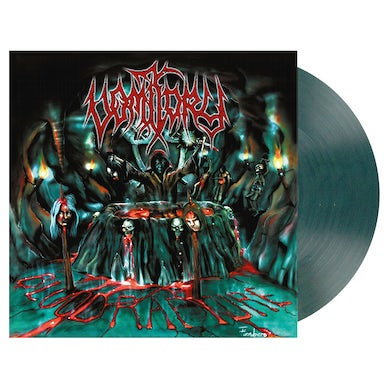 'Blood Rapture' LP (Vinyl)