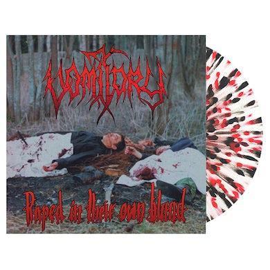 'Raped In Their Own Blood' LP (Vinyl)