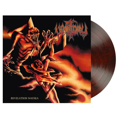 VOMITORY - 'Revelation Nausea' LP (Vinyl)