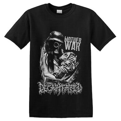 DECAPITATED - 'Mother War' T-Shirt