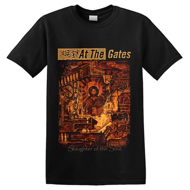 AT THE GATES - 'Slaughter Of The Soul' T-Shirt