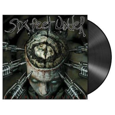 SIX FEET UNDER - 'Maximum Violence' LP (Vinyl)