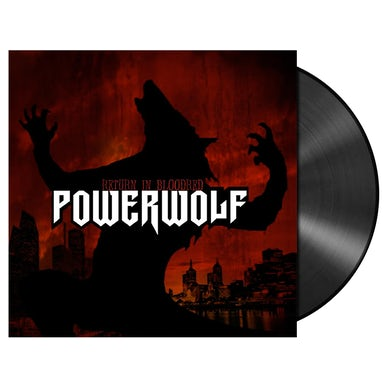 'Return In Bloodred' LP (Vinyl)