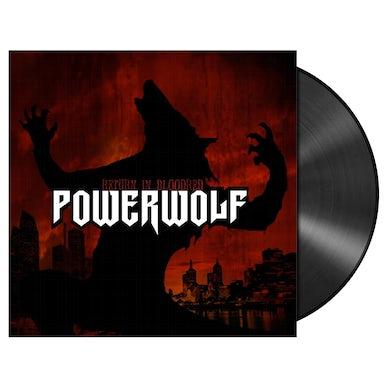 'Return In Bloodred' LP (Vinyl)
