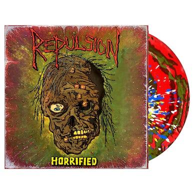 REPULSION - 'Horrified' LP (Vinyl)
