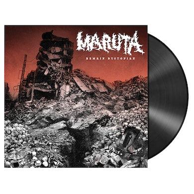 MARUTA - 'Remain Dystopian' LP (Vinyl)