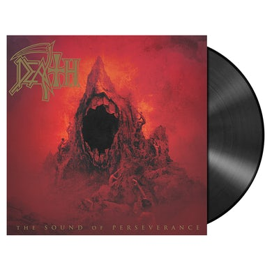DEATH - 'The Sound Of Perseverance' Black 2xLP (Vinyl)