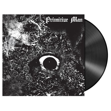 PRIMITIVE MAN - 'Immersion' LP (Vinyl)