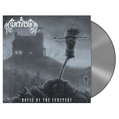 MORTICIAN - 'House By The Cemetery' LP (Vinyl)