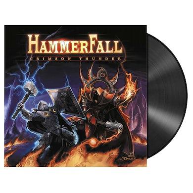 'Crimson Thunder' LP (Vinyl)