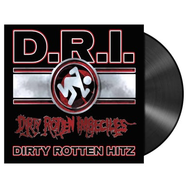 'Dirty Rotten Hitz' LP (Vinyl)
