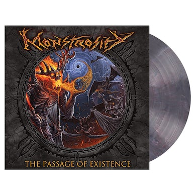'The Passage Of Existence' LP (Vinyl)