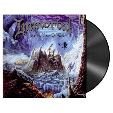 IMMORTAL - 'At The Heart Of Winter' LP (Vinyl)