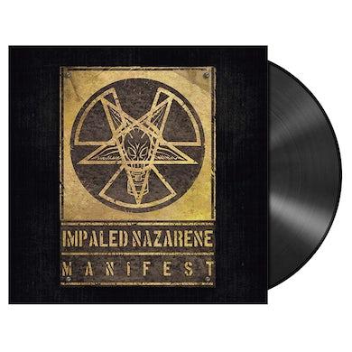 IMPALED NAZARENE - 'Manifest' LP (Vinyl)