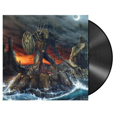 'The Sun Of Tiphareth' Black LP (Vinyl)