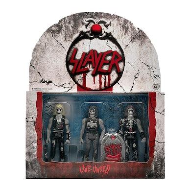 SLAYER - 'Live Undead' ReAction Figure