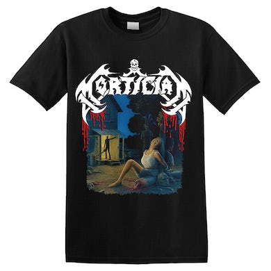 MORTICIAN - 'Chainsaw Dismemberment' T-Shirt