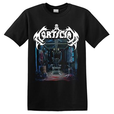 MORTICIAN - 'Hacked Up For Barbecue' T-Shirt