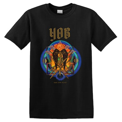 YOB - 'Our Raw Heart' T-Shirt